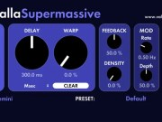 ValhallaSupermassive | Audio Plugins for Free
