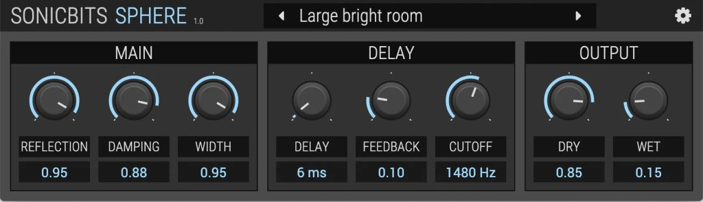 Sphere | Audio Plugins for Free