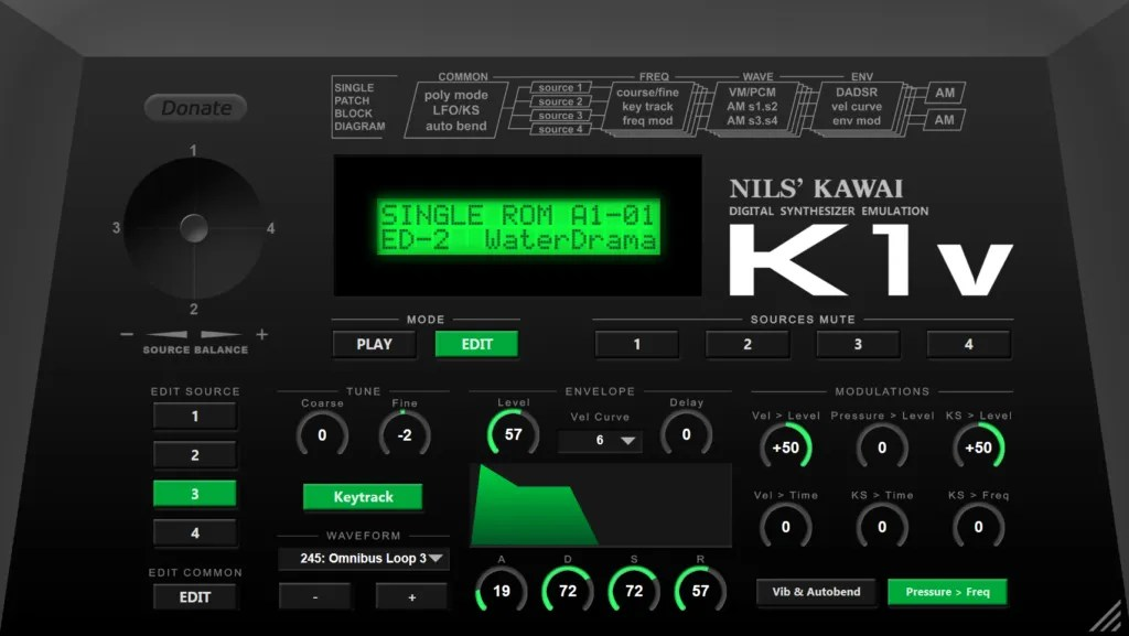 Nils' K1v | Audio Plugins for Free