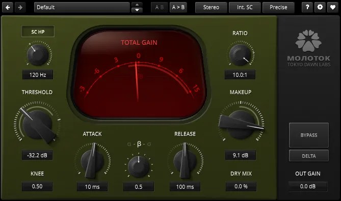 Molotok | Audio Plugins for Free