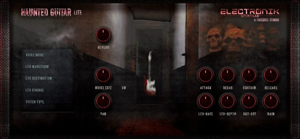 Haunted Guitar Lite | Audio Plugins for Free