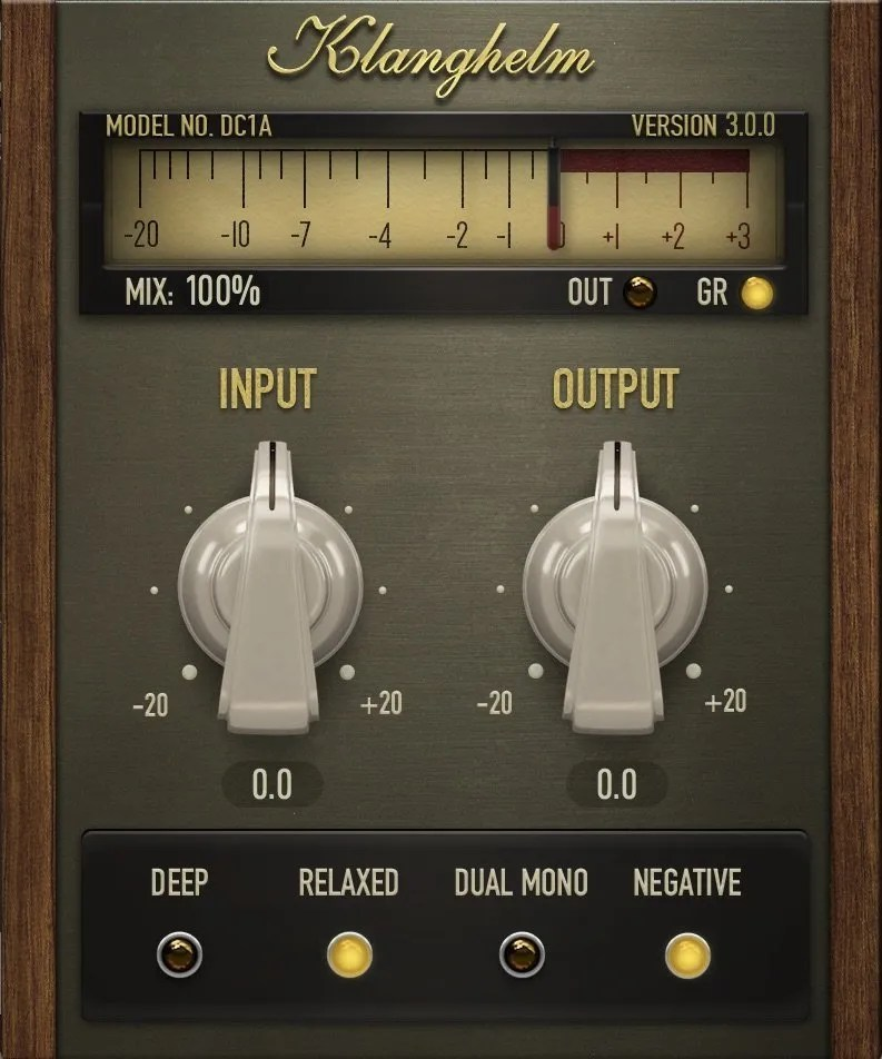 DC1A | Audio plugins for free