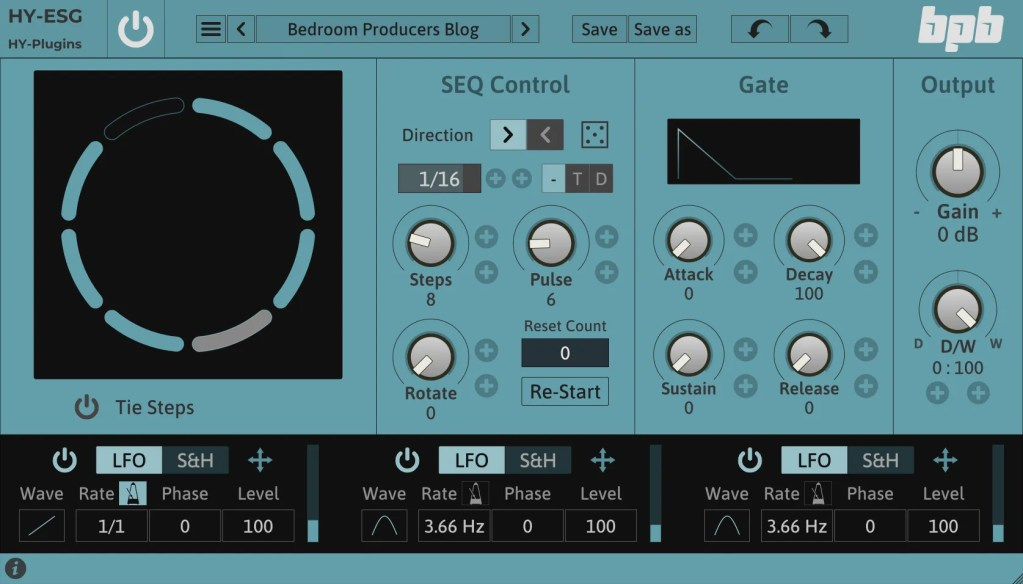 HY-ESG | Audio plugins for free
