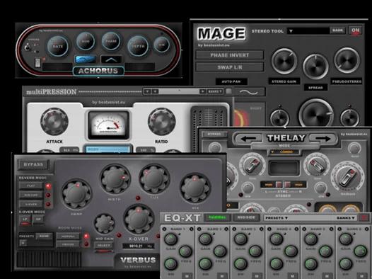 MacPack | Audio plugins for free