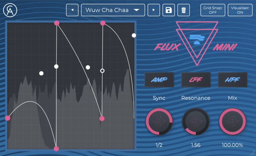 Flux Mini | Audio plugins for free