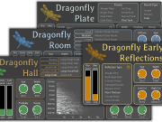 Dragonfly Reverb | Audio plugins for free