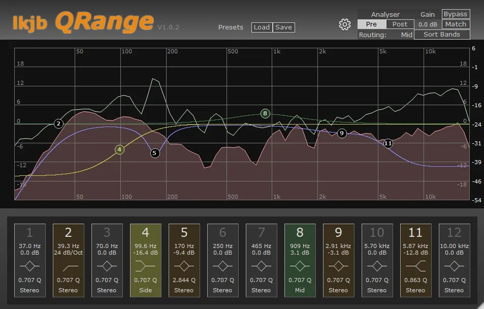 lkjb QRange | Audio plugins for free