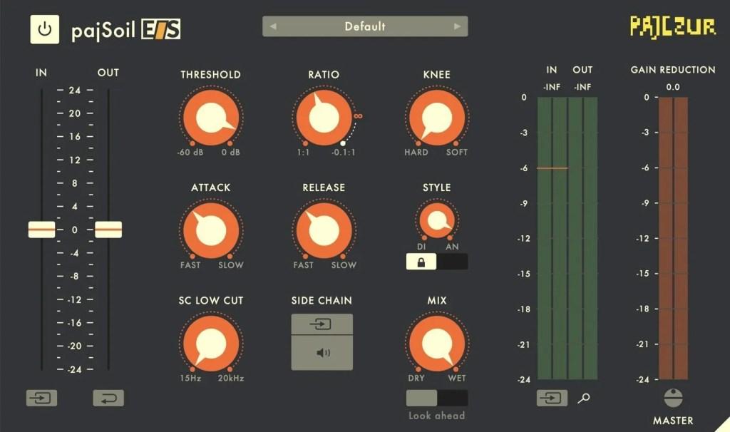 pajSoil EiS | Audio plugins for free