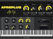 Afrokeyz Lite | Audio plugins for free