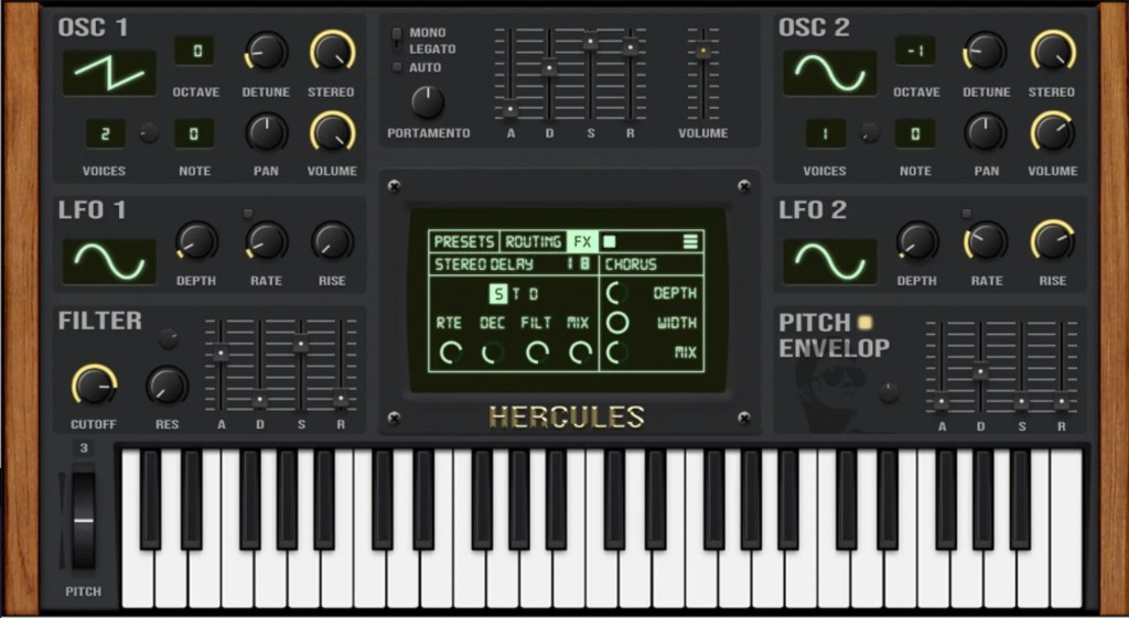 Hercules V2 | Audio plugins for free