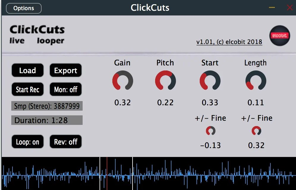ClickCuts | Audio plugins for free