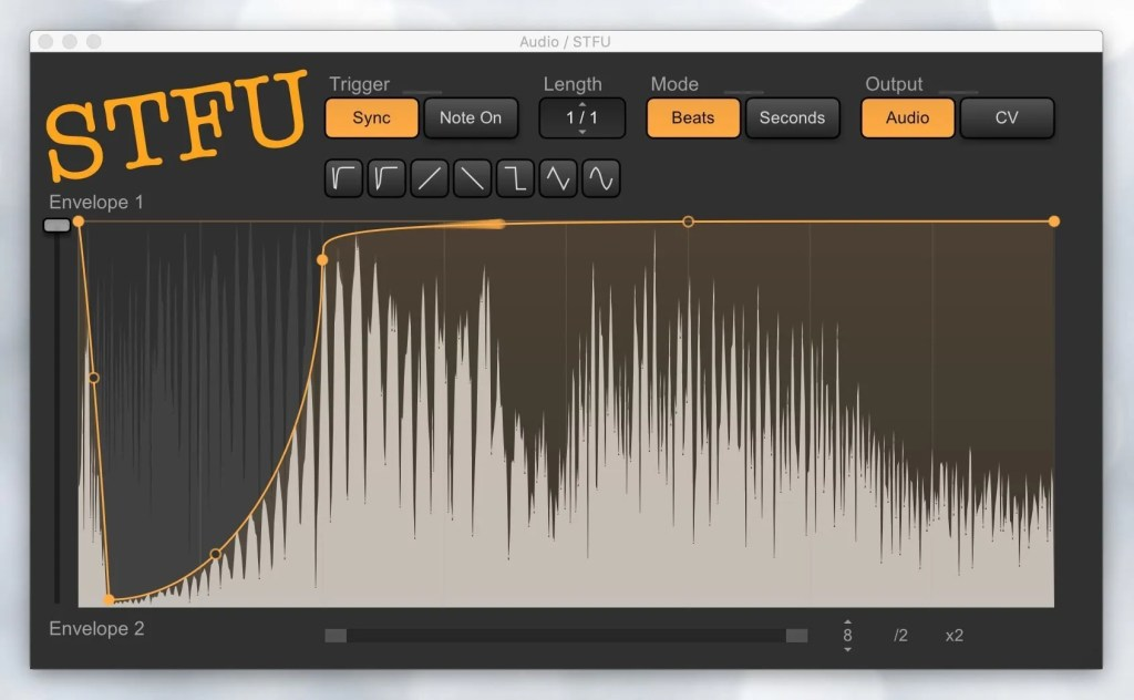 stfu | Audio plugins for free