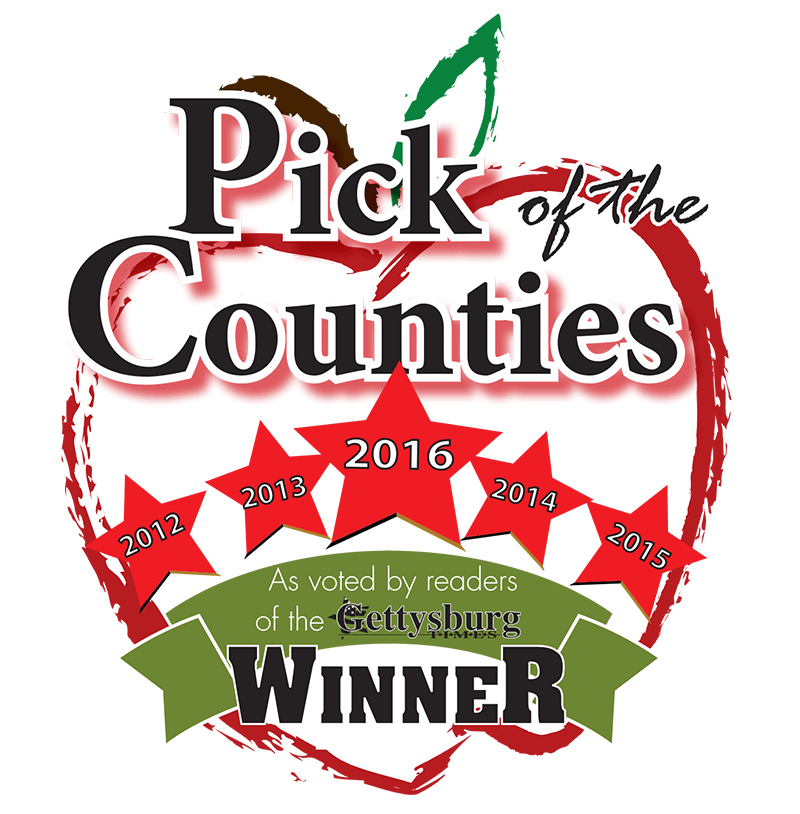 Pick Counties Award Seal 2016