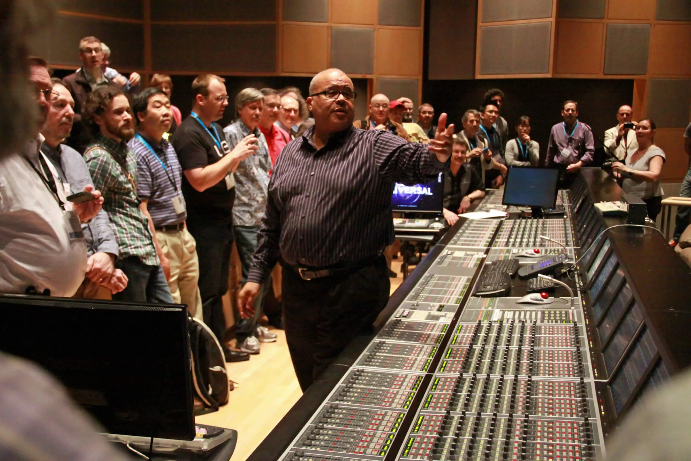 AES Press Release: AES Los Angeles 2016 » Audio