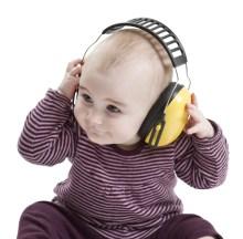 Lärm ist auch für Kinder schädlich
