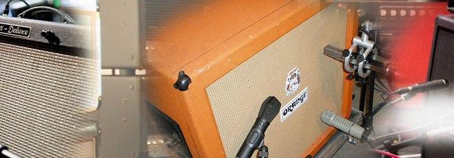 Microfonar o amplificador ou não? 9