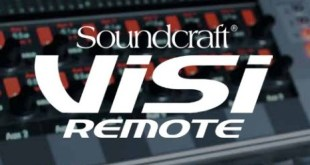 SoundCraft ViSi remote para iPad 4