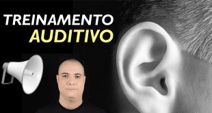 Treinamento auditivo - Vídeo 2