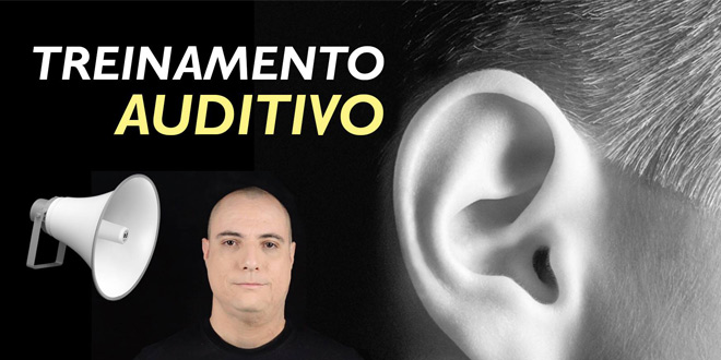 Treinamento auditivo - Vídeo 1