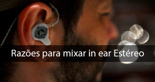 in ear estereo
