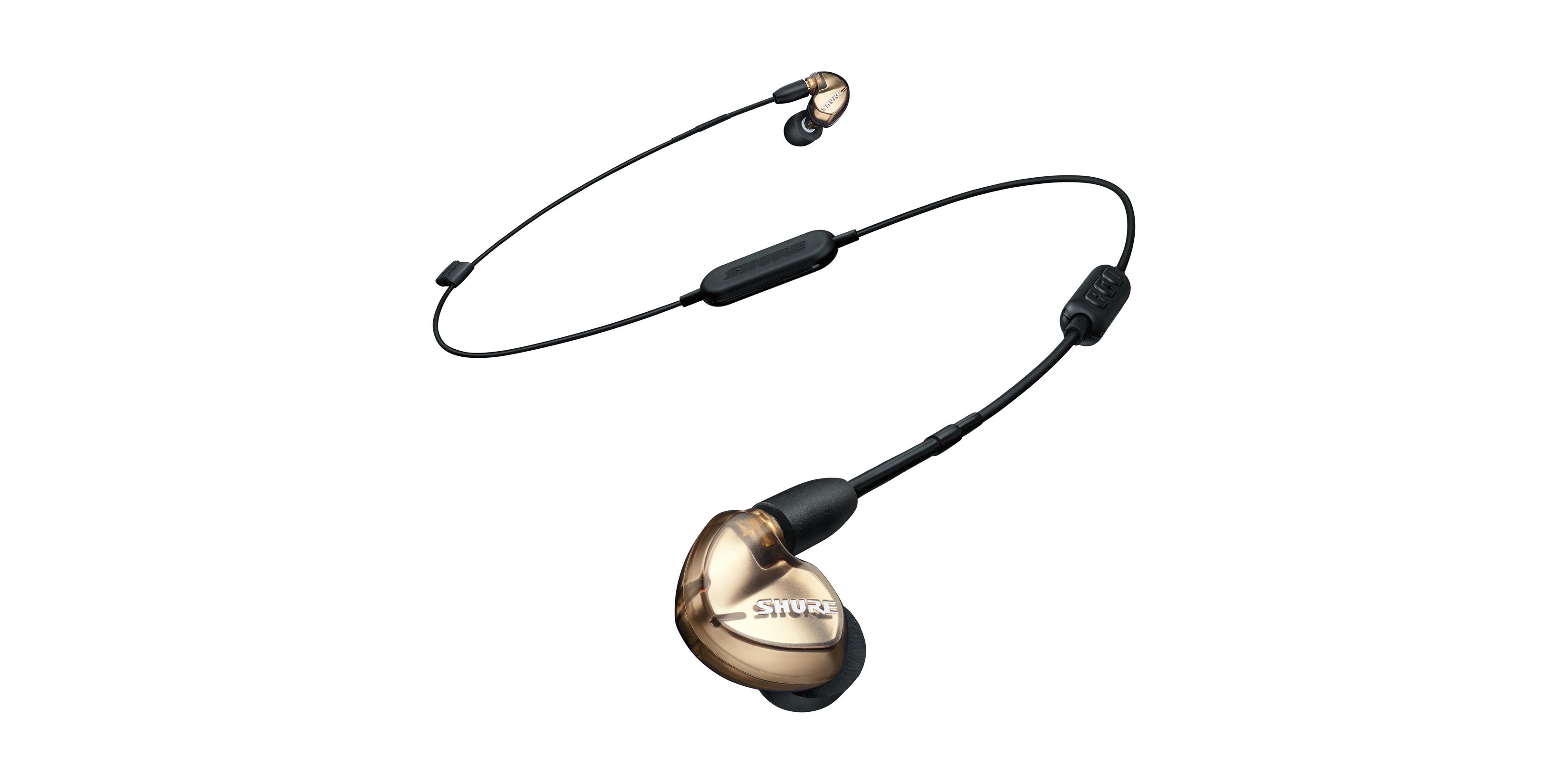 Shure Se535 Se535ltd Bt1 Wireless Audiophile Earphones