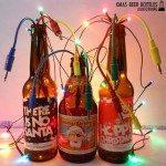 Xmas Beer Bottles