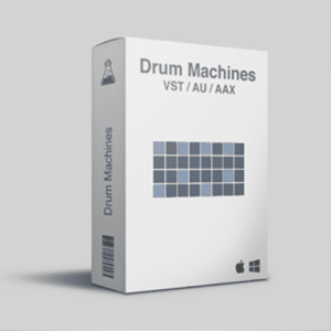 Drum Machines Bundle Box