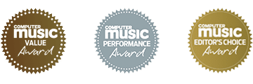 Computer Music Awards Value, Performance, Editor's Choice