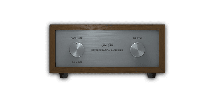 RA-844 Spring Reverb (Battery Powered)
