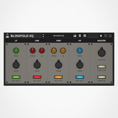 Blindfold EQ Plugin Thumbnail