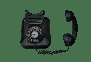 Vintage Telephone (1960) Effect Plugin- Speakers