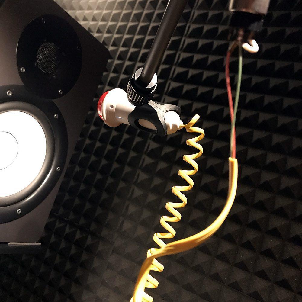 Toy Microphone Impulse Response