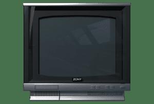 Sony Trinitron CRT Impulse Response