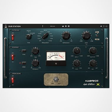 Alborosie Dub Station Plugin Thumbnail