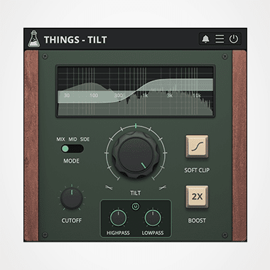Things Tilt EQ Plugin Thumbnail