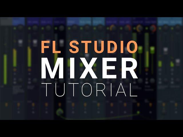 fl studio 20 - Audio Tutorial Videos
