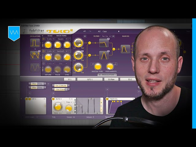 How to Sound Analog With a Digital Synth – FabFilter Twin 2