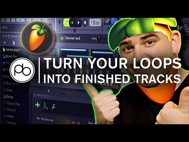How to Turn A Loop into A Song in FL Studio with Tom Budin