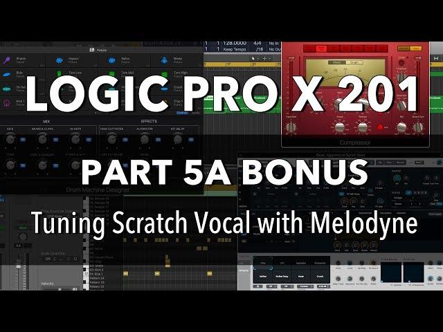 vocal tuning - Audio Tutorial Videos