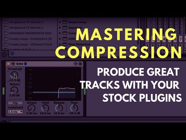 compression - Audio Tutorial Videos