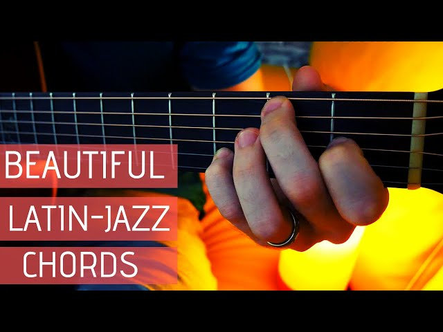 This Latin Jazz Chord Progression Works Like Magic - Audio