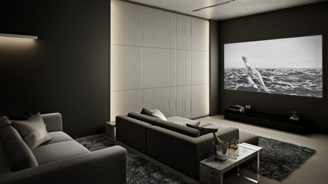 home theater experience