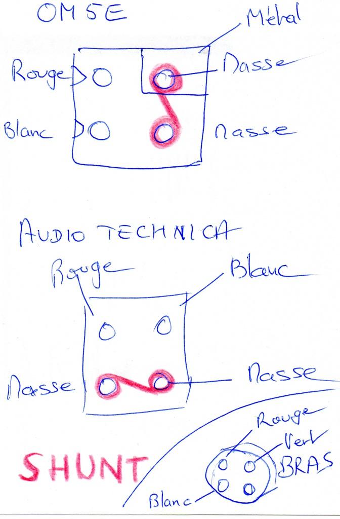 branchement cellule le forum audiovintage