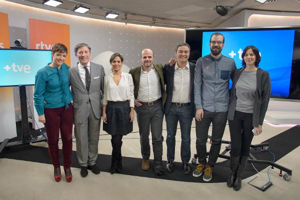 +TVE presentacion