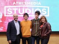 Atresmedia Studios firma un acuerdo de exclusividad con Los Javis