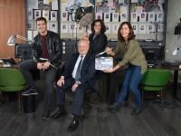 'Desaparecidos': Plano a Plano y Telecinco comparten la primera imagen de la grabación