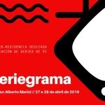 Abierta la convocatoria de SERIEGRAMA, nuevo taller-residencia de series impartido por Alberto Marini