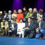 Los repartos de 'El Reino' y 'Arde Madrid' triunfan en los 28º Premios de la Unión de Actores