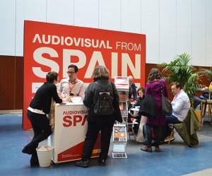 Audiovisual from Spain Series Mania Forum 2019