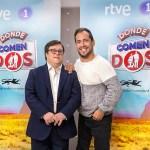 Curro Velázquez, creador y director de 'Donde comen dos' de La 1: «Me gusta tratar la discapacidad desde la comedia»